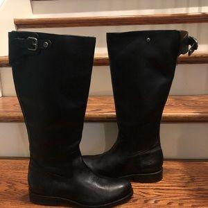 Frye women's black boots sz 10 medium